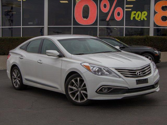 2015 Hyundai Azera Base 4dr Sedan
