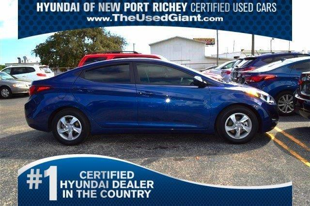2015 hyundai elantra se new port richey fl for sale in new port richey florida classified. Black Bedroom Furniture Sets. Home Design Ideas