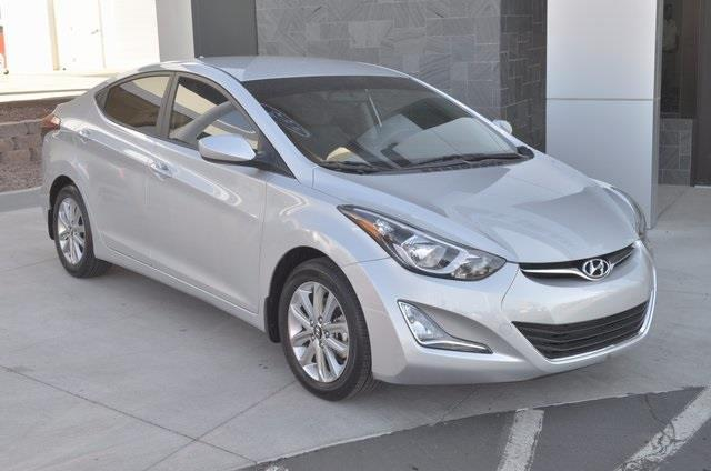2015 hyundai elantra se se 4dr sedan 6m for sale in saint. Black Bedroom Furniture Sets. Home Design Ideas