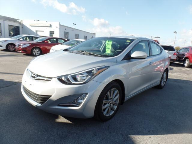 2015 hyundai elantra se se 4dr sedan 6m for sale in. Black Bedroom Furniture Sets. Home Design Ideas