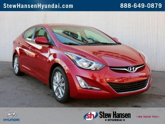 2015 hyundai elantra se se 4dr sedan 6m for sale in des. Black Bedroom Furniture Sets. Home Design Ideas