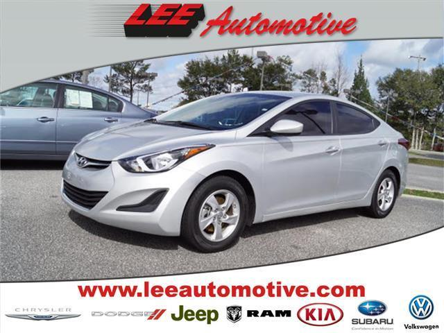2015 hyundai elantra se se 4dr sedan for sale in choctaw. Black Bedroom Furniture Sets. Home Design Ideas