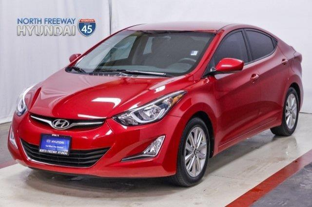 2015 hyundai elantra se se 4dr sedan for sale in rayford. Black Bedroom Furniture Sets. Home Design Ideas