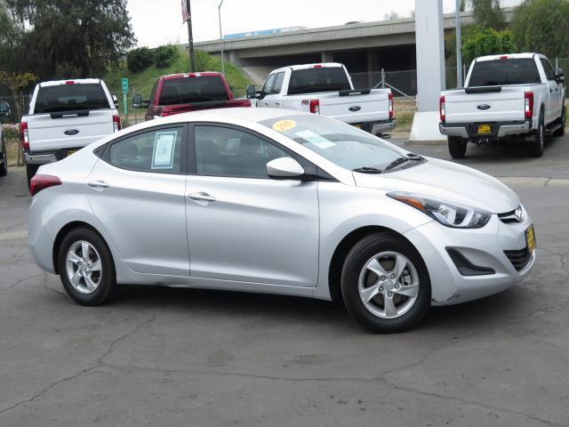 2015 hyundai elantra se se 4dr sedan for sale in conejo. Black Bedroom Furniture Sets. Home Design Ideas