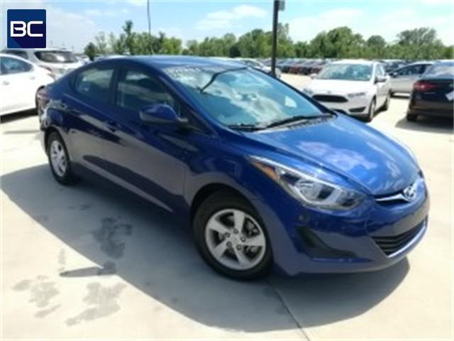 2015 hyundai elantra se se 4dr sedan for sale in tupelo. Black Bedroom Furniture Sets. Home Design Ideas