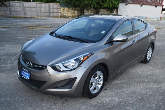 2015 hyundai elantra se se 4dr sedan for sale in canyon. Black Bedroom Furniture Sets. Home Design Ideas