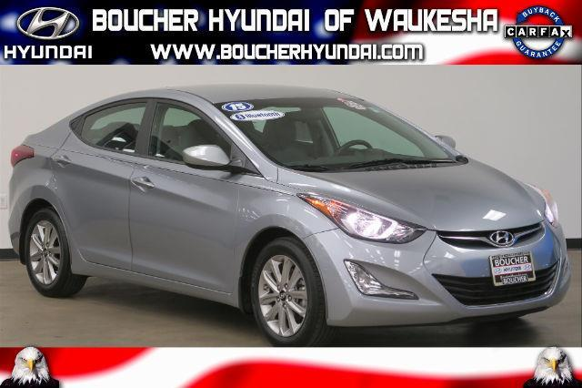 2015 hyundai elantra se se 4dr sedan for sale in waukesha. Black Bedroom Furniture Sets. Home Design Ideas