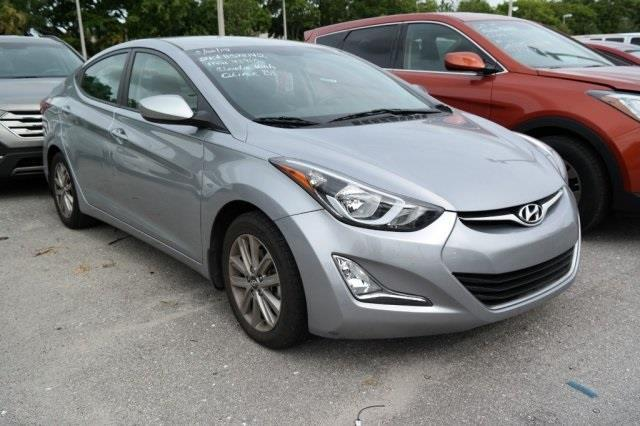 2015 hyundai elantra se se 4dr sedan for sale in pompano. Black Bedroom Furniture Sets. Home Design Ideas