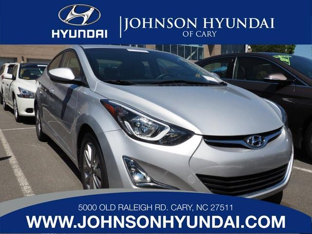 2015 hyundai elantra se se 4dr sedan for sale in cary. Black Bedroom Furniture Sets. Home Design Ideas