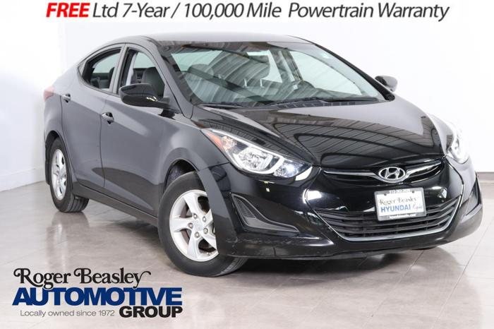 2015 hyundai elantra se se 4dr sedan for sale in kyle. Black Bedroom Furniture Sets. Home Design Ideas