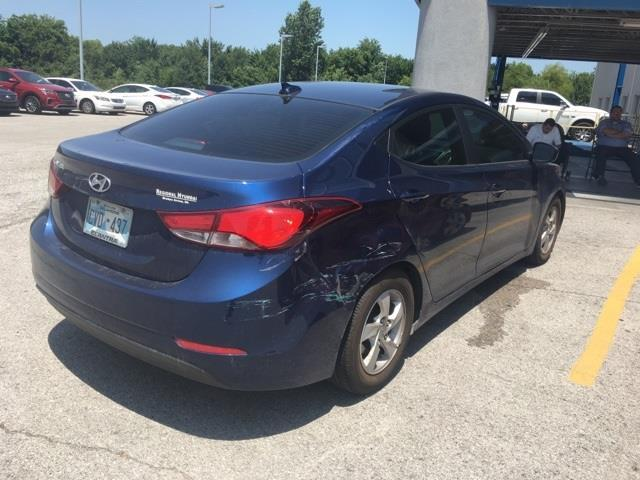 2015 hyundai elantra se se 4dr sedan for sale in broken. Black Bedroom Furniture Sets. Home Design Ideas