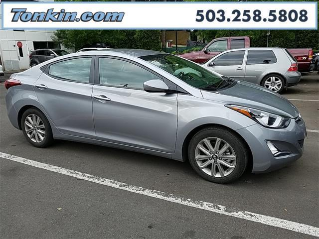 2015 hyundai elantra se se 4dr sedan for sale in gladstone. Black Bedroom Furniture Sets. Home Design Ideas