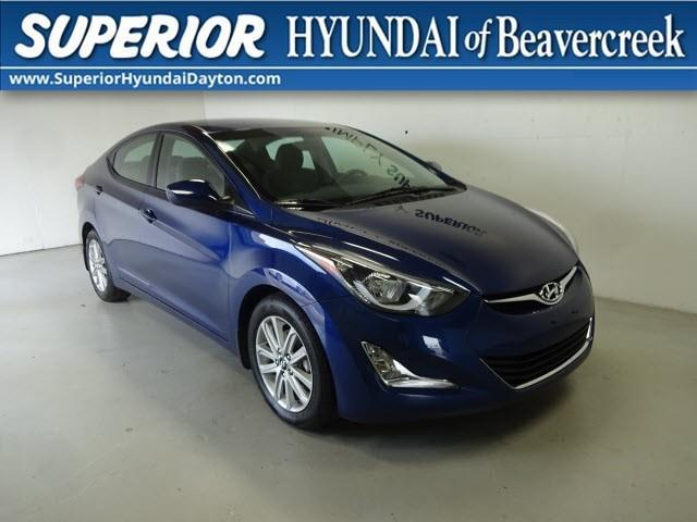 2015 hyundai elantra se se 4dr sedan for sale in dayton. Black Bedroom Furniture Sets. Home Design Ideas