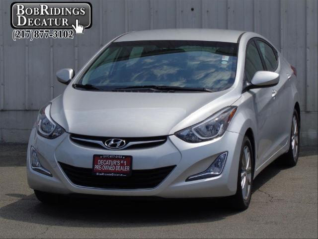 2015 hyundai elantra se se 4dr sedan for sale in decatur. Black Bedroom Furniture Sets. Home Design Ideas