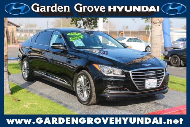 2015 Hyundai Genesis 3 8 Garden Grove Ca For Sale In