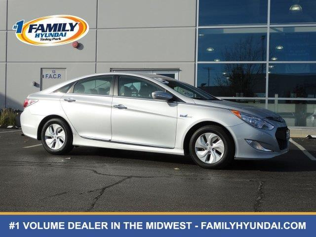 2015 Hyundai Sonata Hybrid Base 4dr Sedan