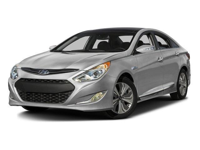 2015 Hyundai Sonata Hybrid Base 4dr Sedan