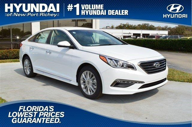 2015 hyundai sonata limited 4dr sedan pzev w brown interior for sale in new port richey florida. Black Bedroom Furniture Sets. Home Design Ideas