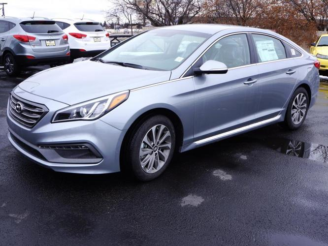 2015 Hyundai Sonata Limited Idaho Falls Id For Sale In