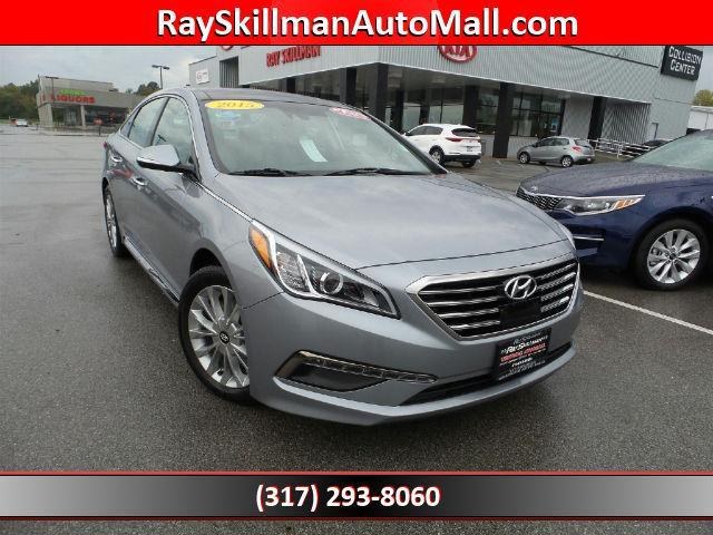 2015 hyundai sonata limited limited 4dr sedan for sale in indianapolis indiana classified. Black Bedroom Furniture Sets. Home Design Ideas