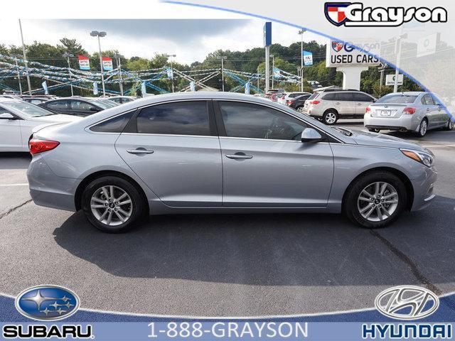 2015 Hyundai Sonata Se Se 4dr Sedan For Sale In Knoxville