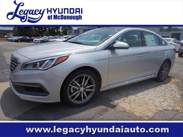 Hyundai Sonata 2.0 T For Sale >> 2015 HYUNDAI Sonata Sport 2.0T 4dr Sedan w/Gray Accent Interior for Sale in McDonough, Georgia ...