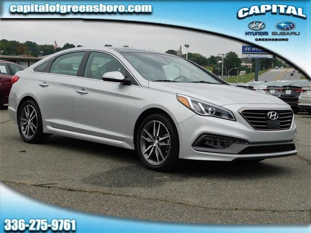 2015 hyundai sonata sport 2 0t sport 2 0t 4dr sedan for sale in greensboro north carolina. Black Bedroom Furniture Sets. Home Design Ideas
