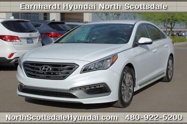 2015 Hyundai Sonata Sport Sport 4dr Sedan For Sale In