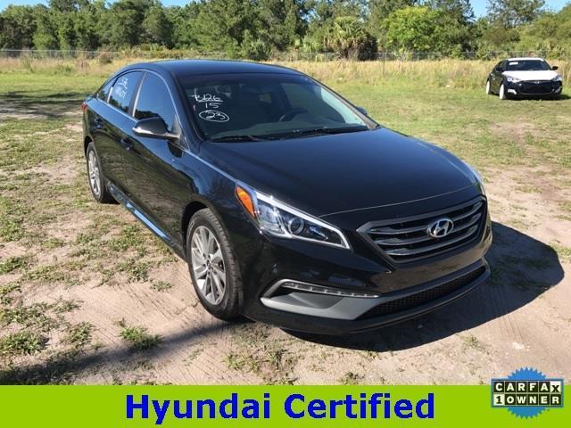 2015 Hyundai Sonata Sport Sport 4dr Sedan