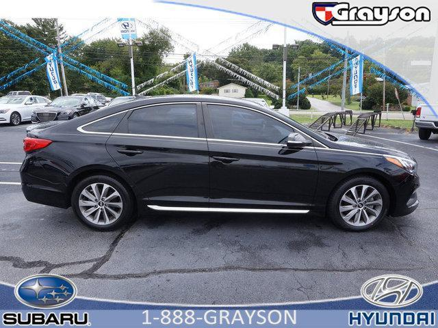 Grayson Hyundai Knoxville Tn >> 2015 Hyundai Sonata Sport Sport 4dr Sedan for Sale in Knoxville, Tennessee Classified ...