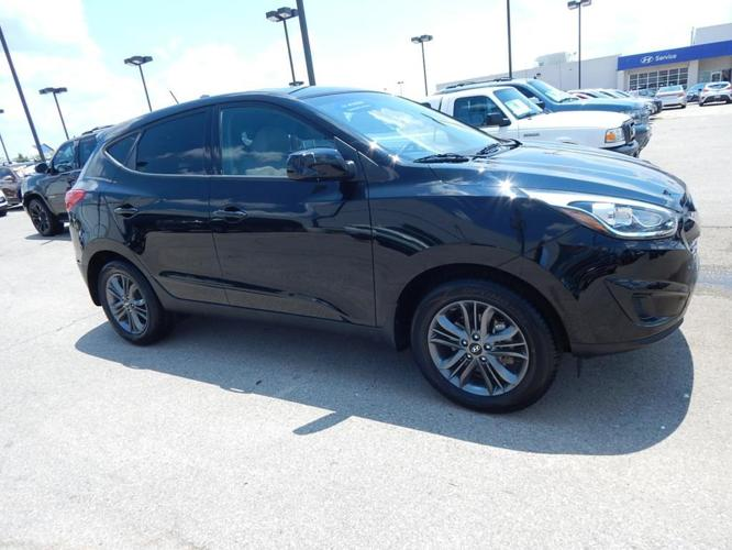 2015 hyundai tucson gls gls 4dr suv for sale in norman oklahoma classified. Black Bedroom Furniture Sets. Home Design Ideas