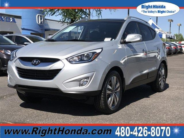 2015 hyundai tucson limited limited 4dr suv for sale in scottsdale arizona classified. Black Bedroom Furniture Sets. Home Design Ideas
