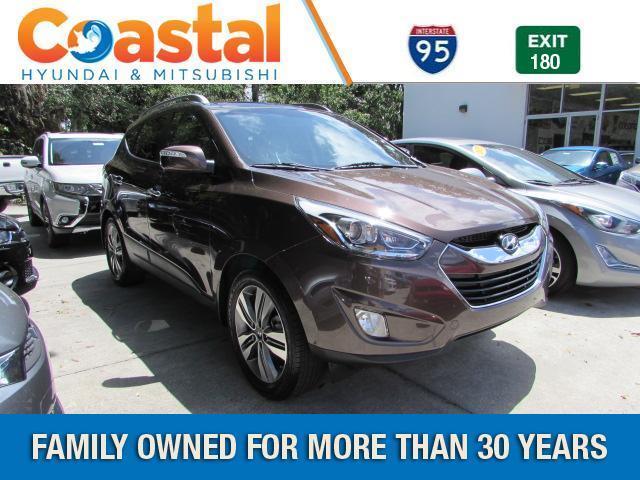 2015 Hyundai Tucson Limited Limited 4dr SUV
