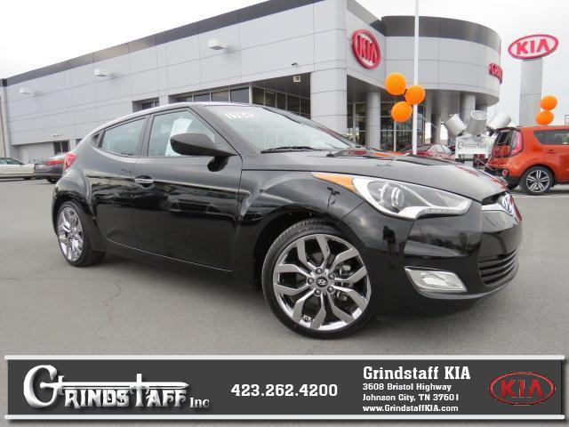 2015 Hyundai Veloster RE:FLEX RE:FLEX 3dr Coupe