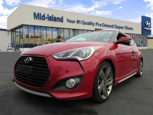 2015 Hyundai Veloster Turbo R-Spec R-Spec 3dr Coupe