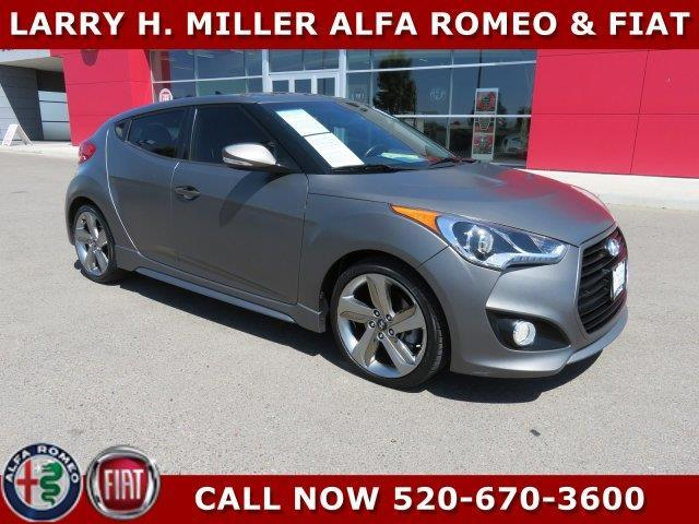 2015 Hyundai Veloster Turbo R Spec R Spec 3dr Coupe W Red
