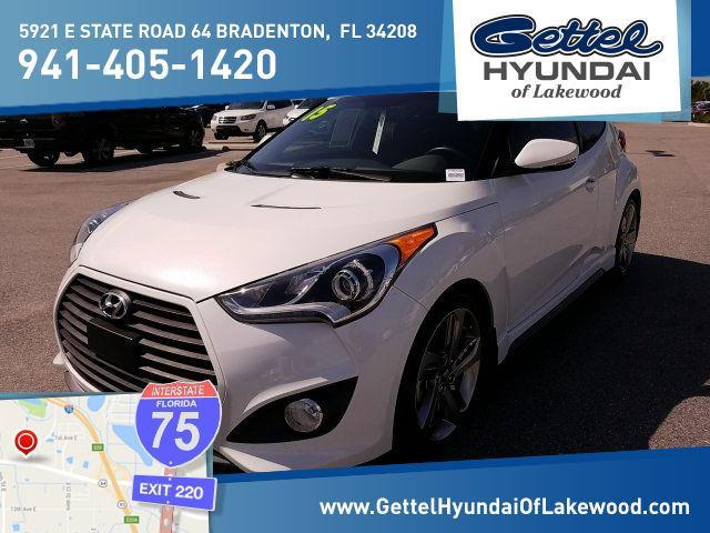 2015 hyundai veloster turbo r spec r spec 3dr coupe w red seats for sale in braden river. Black Bedroom Furniture Sets. Home Design Ideas