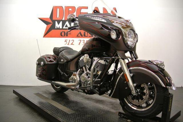 2015 Indian Chieftain One Of A Kind Custom Paint For Sale In Old Round Rock Texas