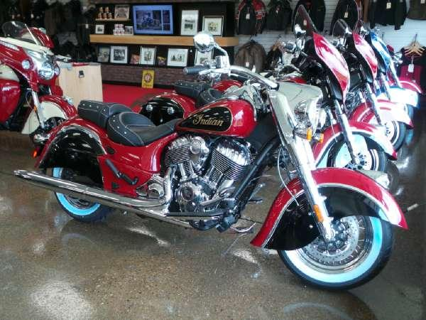 2015 Indian Motorcycle Chief Classic
