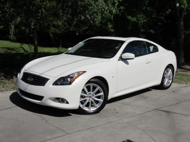 2015 INFINITI Q60 Coupe Journey Journey 2dr Coupe