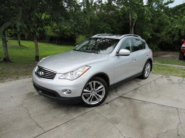 2015 INFINITI QX50 Journey Journey 4dr Crossover
