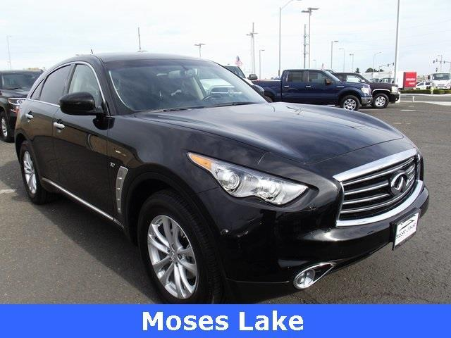 2015 infiniti qx70 base 4dr suv for sale in finley washington classified. Black Bedroom Furniture Sets. Home Design Ideas