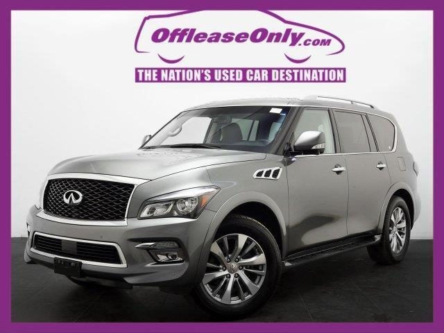 2015 infiniti qx80 base awd 4dr suv for sale in orlando florida classified. Black Bedroom Furniture Sets. Home Design Ideas