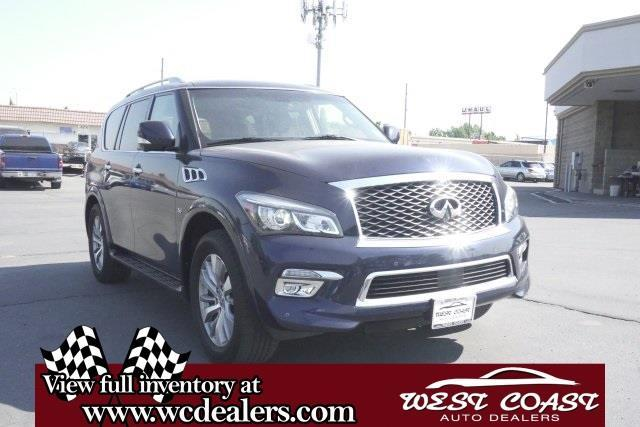 2015 infiniti qx80 base awd 4dr suv for sale in pasco washington classified. Black Bedroom Furniture Sets. Home Design Ideas