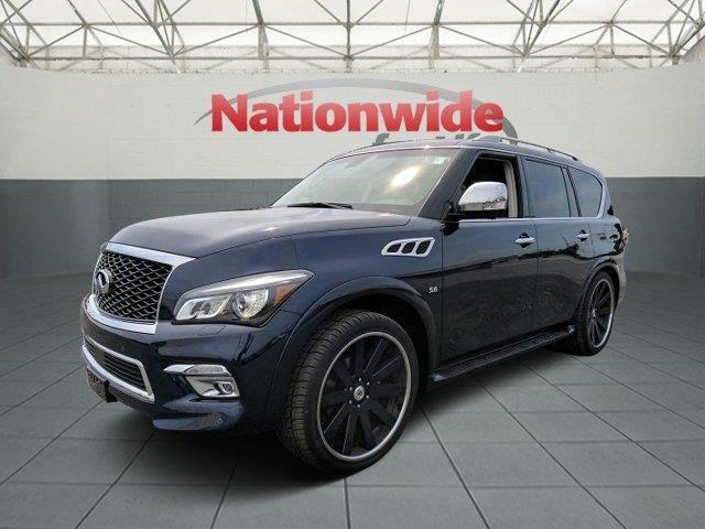 2015 infiniti qx80 base awd 4dr suv for sale in lutherville maryland classified. Black Bedroom Furniture Sets. Home Design Ideas