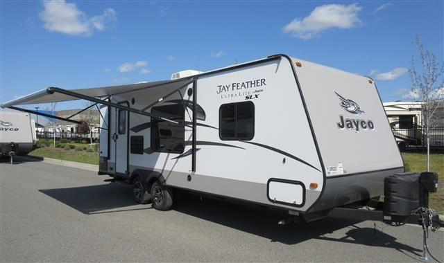 2015 JAY FEATHER SLX 22FQSW