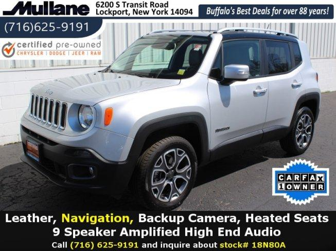 2015 Jeep  4WD Limited