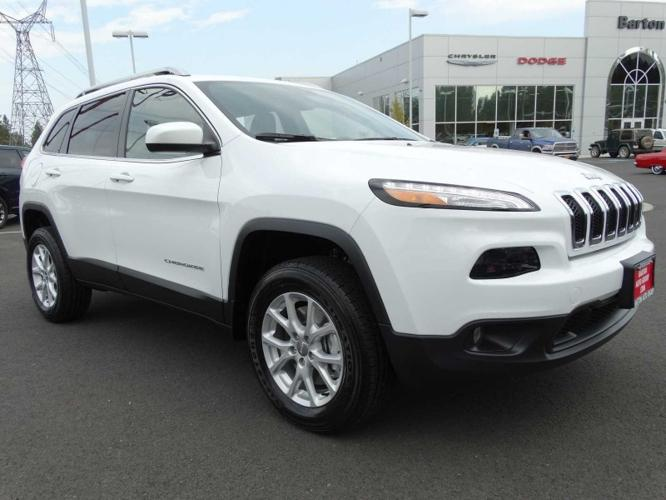 2015 jeep cherokee 4wd 4dr latitude for sale in spokane washington classified. Black Bedroom Furniture Sets. Home Design Ideas