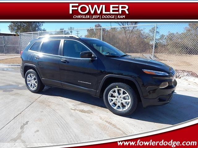 2015 jeep cherokee 4x4 latitude 4dr suv for sale in oklahoma city. Black Bedroom Furniture Sets. Home Design Ideas