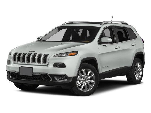 2015 Jeep Cherokee Latitude 4x4 Latitude 4dr SUV